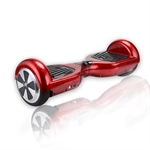ECOfly S2 Balance Scooter - Segbord i Carbon look - UDSALG